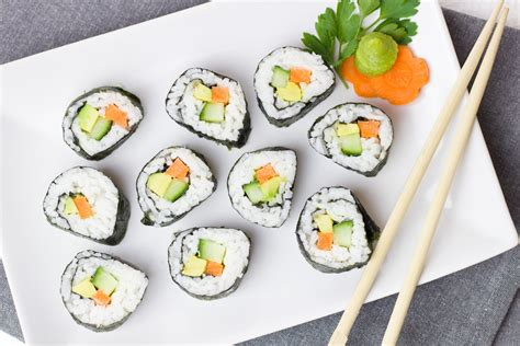 cuisine sushi free images dish meal produce snack