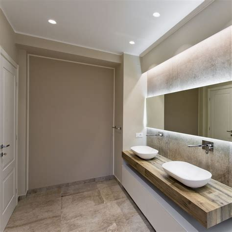 Contemporary Bathroom Downlight by Ecoled Zep1 Fixed Ip65 10w Downlight