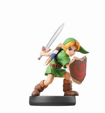 Link Smash Bros Amiibo Young Ken Super