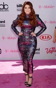 Giraffe Carpet by Meghan Trainor 2016 Billboard Music Awards In Las Vegas Nv