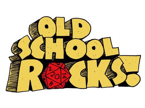 Old School Clipart (22