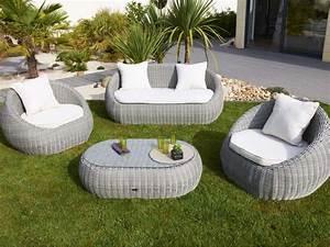 Salon De Jardin En Rotin Leroy Merlin : beau salon de jardin leroy merlin resine ~ Premium-room.com Idées de Décoration