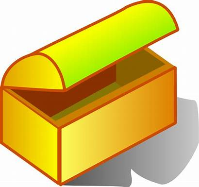 Box Clipart Toy Chest Clip Empty Toybox