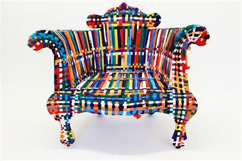 Poltrona Maria Multicolor