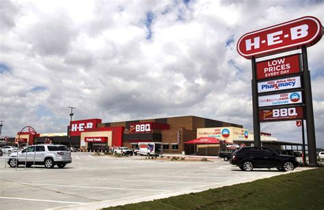New H-e-b Opens Friday In Killeen