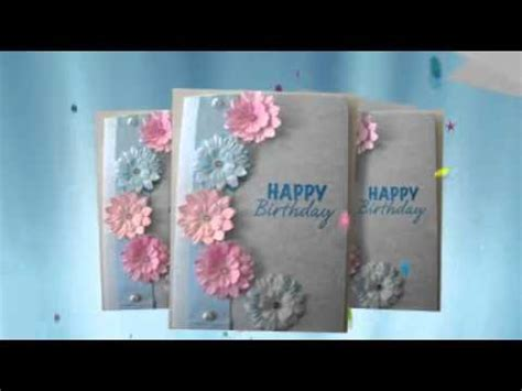 Ideas For Card Making Youtube