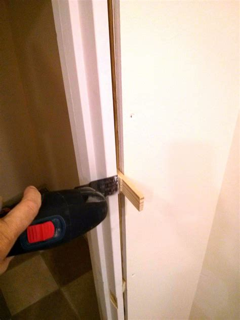 installing prehung door ask the builder key to installing a prehung door is