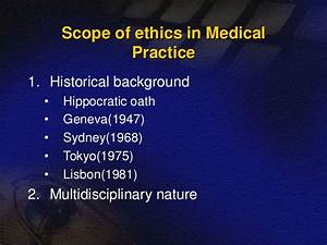 ppt Bio ethics 2014