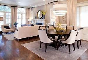 4, Tricks, To, Decorate, Your, Living, Room, And, Dining, Room, Combo