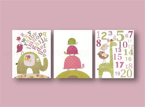 Kids Wall Art Sticker Baby Room Nursery Boy Girl Bedroom