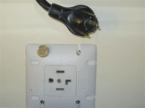 wire   prong dryer outlet