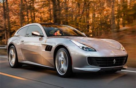 Gtc4lusso Backgrounds by 2018 Gtc4lusso Silver Car Hd Wallpapers