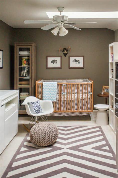 décorer la chambre bébé garçon conseils et exemples