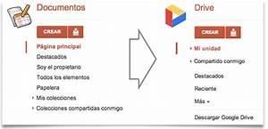 De google docs a google drive google apps para educacion for Google docs vs google drive
