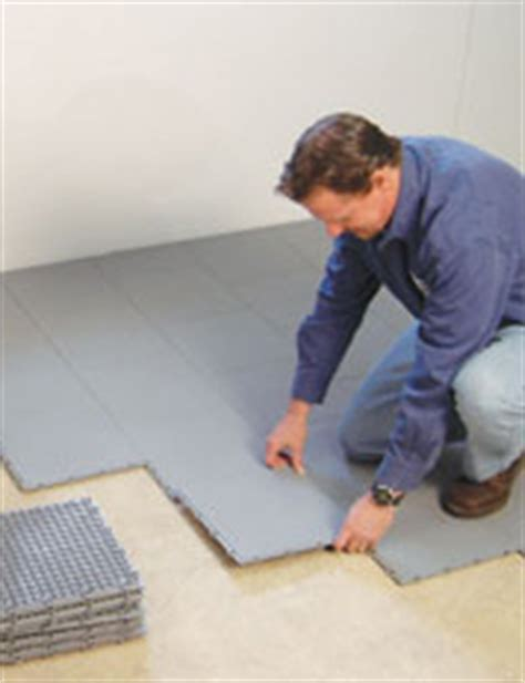 Thermaldry Basement Floor Matting by Keep Your Ohio Basement Steps To Drying A Basement