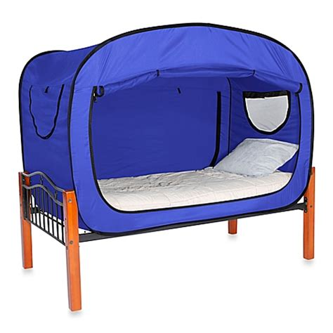 Bed Tent by Privacy Pop Bed Tent Bed Bath Beyond