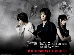Death Note – The Movie | XSp.