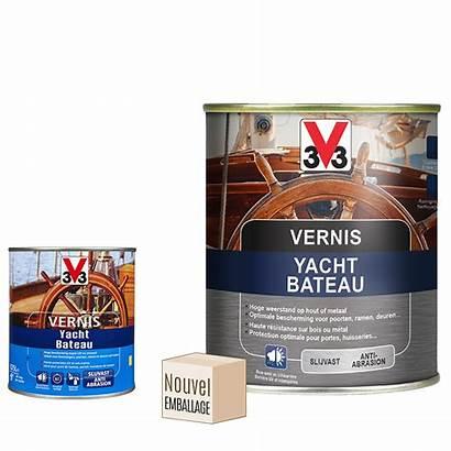 Vernis Bois Bateau Yacht Vernissen V33