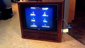 Rca Dimensia Console Tv
