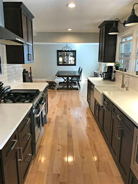 galley kitchen renovation galley kitchen remodel