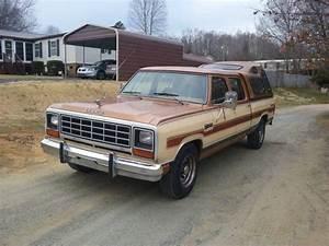 1985 Dodge D350 Prospector Conversion Truck For Sale