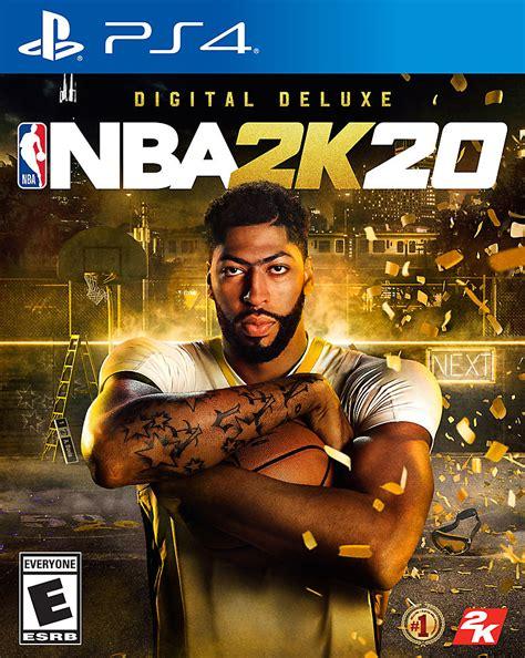 NBA 2K20 Game | PS4 - PlayStation
