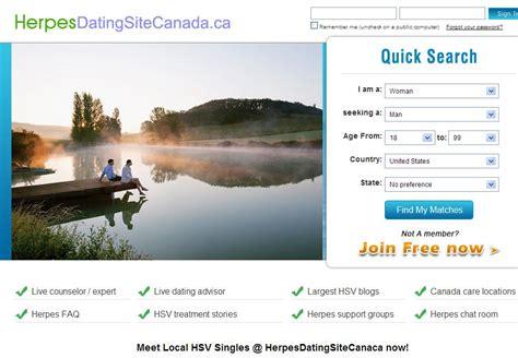 New Canadian Dating Site Herpesdatingsitecanada.ca Brings