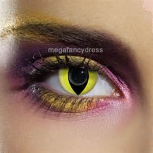 cat contact lenses lrgscaleedit yellow cat eye contact lenses jpg on cats eye
