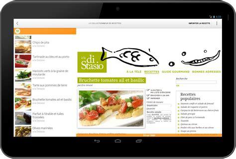 tablette recette cuisine une recette de cuisine 28 images lire une recette de