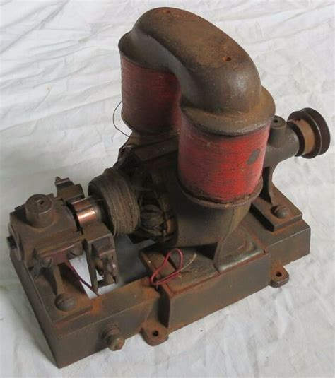 Antique Electric Motor by Antique Electric Motor Collection On Ebay