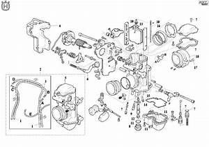 Husaberg 570 Wiring Diagram : first class motorcycles te smr 570 2004 carburetor ~ A.2002-acura-tl-radio.info Haus und Dekorationen