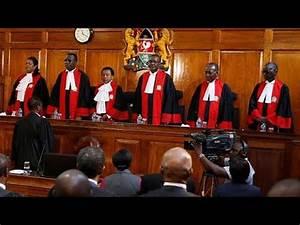 Kenya Supreme Court orders new presidential election - YouTube
