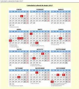 Calendario laboral 2017 castilla la mancha (1)   Printable ...