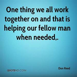 Don Reed Quotes   QuoteHD