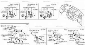 680 - Instrument Panel  Pad  U0026 Cluster Lid  U043d U0430 X-trail T30  U041d U0438 U0441 U0441 U0430 U043d X-trail