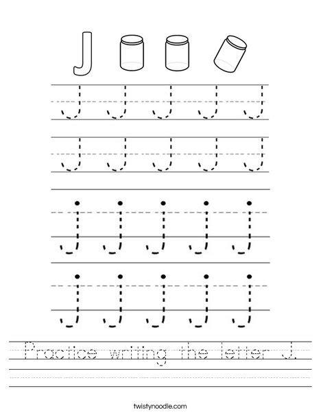 letter j worksheets luxury letter j worksheets cover letter exles 10784
