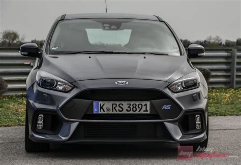 ford focus rs prix essai ford focus rs la releve