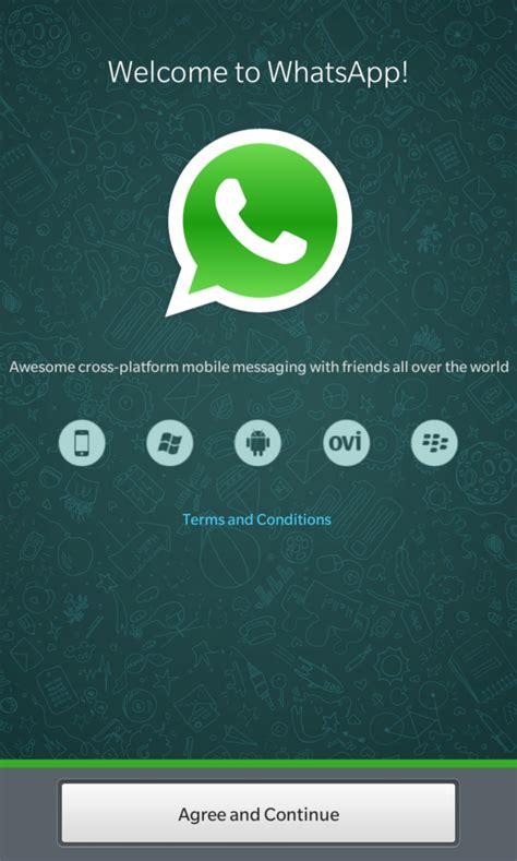 whatsapp now on blackberry 10 hype malaysia