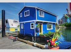 Fishermans Wharf Victoria BC Float homes for sale