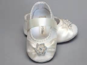 toddler wedding shoes baby shoe caroline wedding flower by pink2blue on etsy