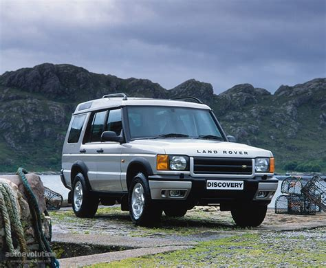 LAND ROVER Discovery - 1999, 2000, 2001, 2002 - autoevolution