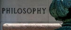 Department Of Philosophy At Columbia University