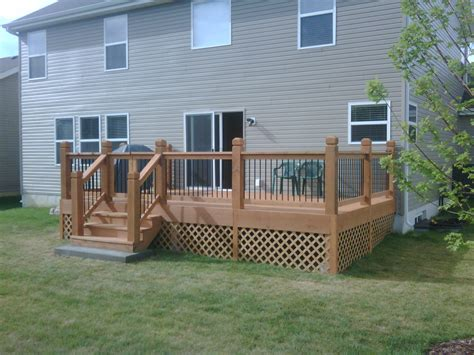 decks screened porches terbrock remodeling construction