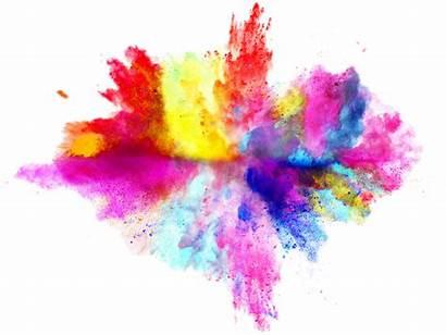 Splash Clip Colour Clipart Transparent Background Explosion