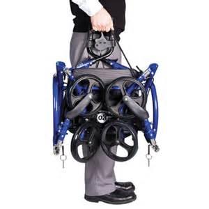 airgo 793 7 navigator rollator transport wheelchair