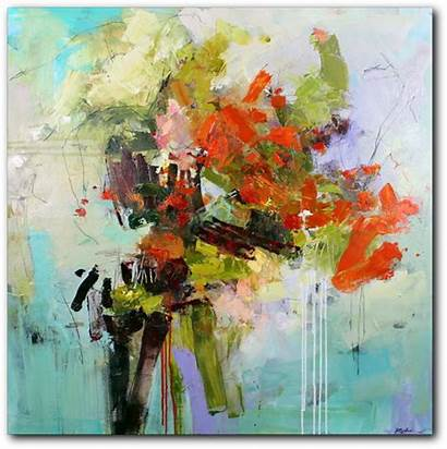 Ryder Conn Abstract Paintings Artist Colorado Expressionism