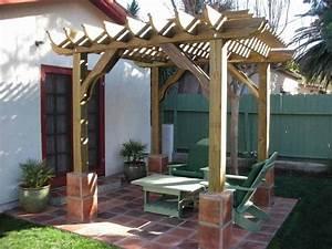 Pergola, Designs, For, Outdoor, Living, Unique, Pergolas, For