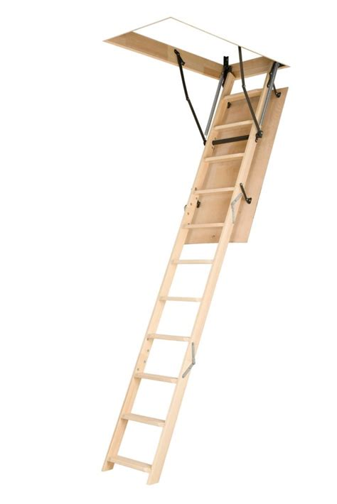 fakro attic ladder attic ladders the home depot canada