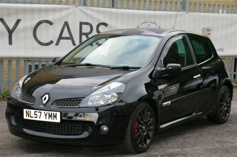 Renault Clio 2007 by Renault Clio Renaultsport Vvt F1 Team 2007 And