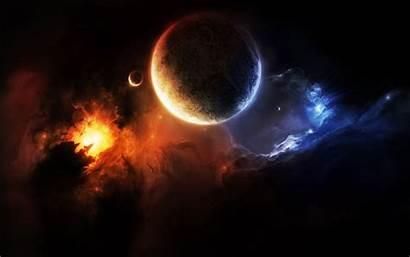 Planets Desktop Fake Put Wallpapers Weekly Scifi